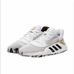 Adidas Pro Bounce Low Basketball Shoes